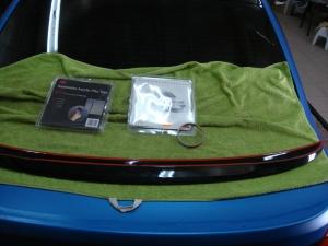 Спойлер BMW 3-series (F30) INMAX. Аналог М-Perfomance (OEM 51192349678)|escape:'html'