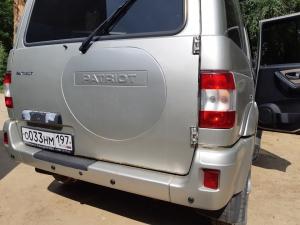 Заглушка задней двери УАЗ Патриот|escape:'html'